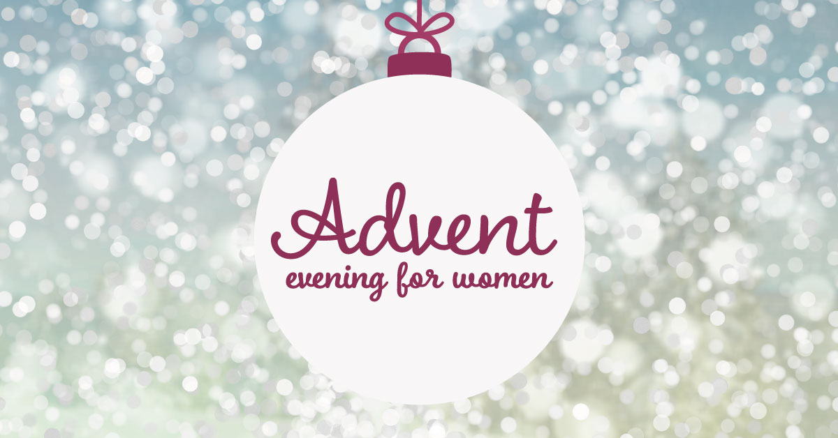 Advent Evening For Women