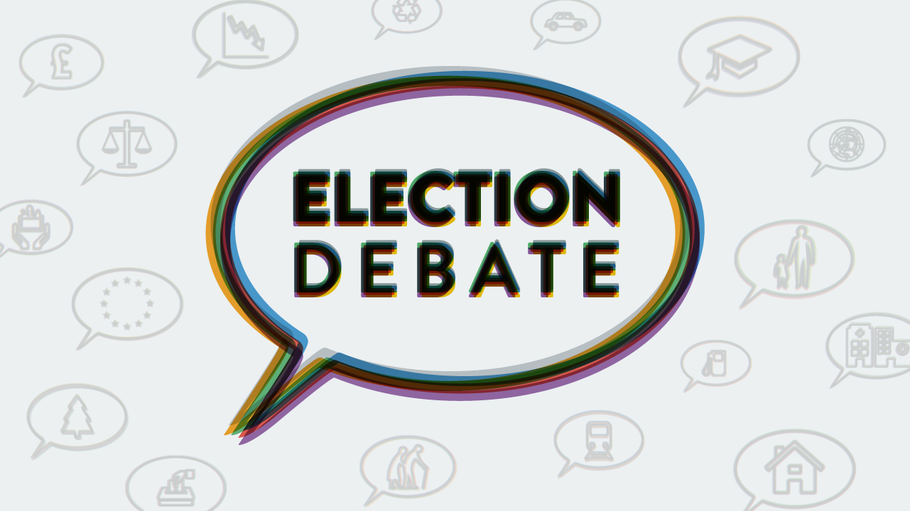 Election Debate 1280x720