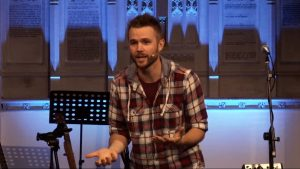 Walking with God- Space for Jesus - David Baker 13th Oct 2019 AM